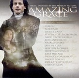 Music Inspired By the Motion Picture, Amazing Grace CD