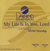 My Life Is In You, Lord, Accompaniment CD
