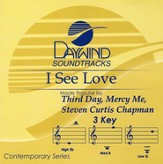 I See Love, Accompaniment CD