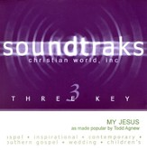 My Jesus, Accompaniment CD