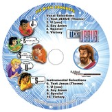 Text Jesus Music CD