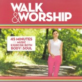 Walk & Worship CD