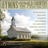 Hymns from the Old Country Church CD