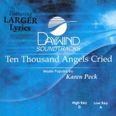 Ten Thousand Angels Cried, Accompaniment CD