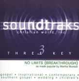 No Limits (Breakthrough), Accompaniment CD