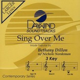 Sing Over Me, Accompaniment CD