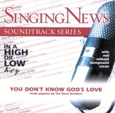 You Don't Know God's Love, Accompaniment CD