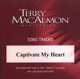 Captivate My Heart, Accompaniment CD
