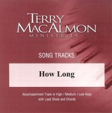 How Long, Accompaniment CD