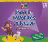 Toddler Favorites 3 CD Collection