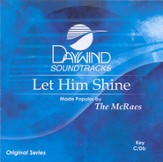 Let Him Shine, Accompaniment CD
