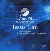 Jesus Can, Accompaniment CD