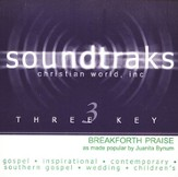 Breakforth Praise, Accompaniment CD