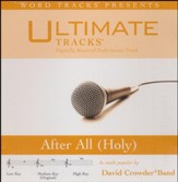 After All (Holy) [as made popular by David Crowder Band] (Performance Track) [Music Download]