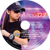 Music For Kids CD, pack of 5