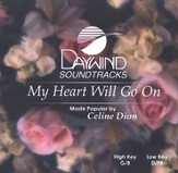 My Heart Will Go On, Accompaniment CD