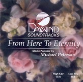 From Here To Eternity, Accompaniment CD