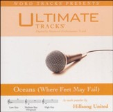 Oceans (Where Feet May Fail) (As Made Popular By Hillsong United) [Performance Track] [Music Download]