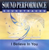 I Believe In You, Accompaniment CD
