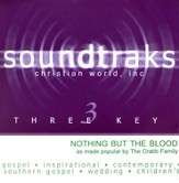 Nothing But The Blood, Accompaniment CD