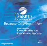 Because Of Whose I Am, Accompaniment CD