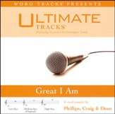 Great I Am Acc, CD