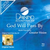 God Will Pass By, Accompaniment CD