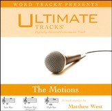 The Motions - Demonstration Version [Music Download]