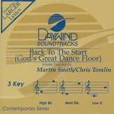 Back to the Start (God's Great Dance Floor) Acc, CD