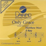 Only Grace, Accompaniment CD