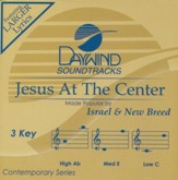 Jesus at the Center Acc, CD