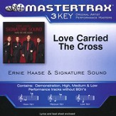 Love Carried The Cross, Acc CD