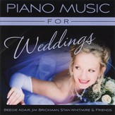 Piano Music for Weddings CD