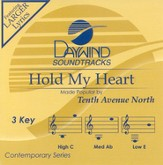 Hold My Heart, Accompaniment CD