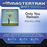 Only You Remain, Accompaniment CD