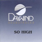 So High, Accompaniment CD