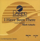 I Have Been There, Accompaniment CD