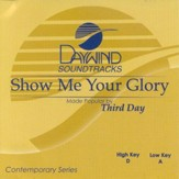 Show Me Your Glory, Accompaniment CD