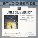 Little Drummer Boy (Medium Key Performance Track Without Background Vocals) [Music Download]