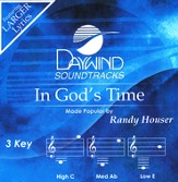 In God's Time [Music Download]