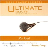 My God (Medium Key Performance Track With Background Vocals) [Music Download]