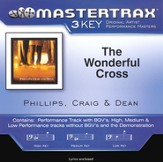 The Wonderful Cross (Key-D-Premiere Performance Plus w/Background Vocals) [Music Download]