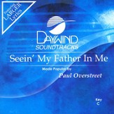 Seein' My Father In Me, Accompaniment CD