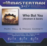 Who But You (Abraham & Sarah), Acc CD