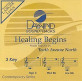 Healing Begins, Accompaniment CD