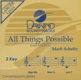 All Things Possible Acc, CD
