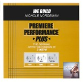 We Build, Accompaniment CD