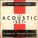 The Acoustic Set CD
