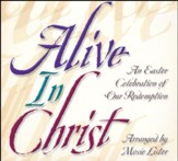 Alive In Christ, Stereo CD