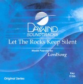 Let The Rocks Keep Silent, Accompaniment CD